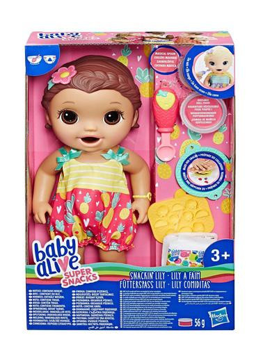 Baby Alive Baby Alive Lily İle Mama Eğlencesi Kumral Renkli